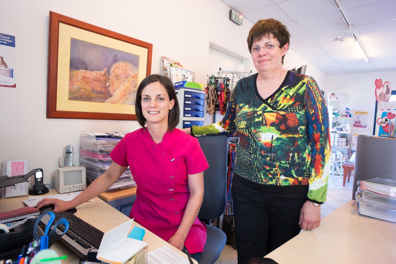 Nathalie Simon & Isabelle Daguin - Vétérinaires